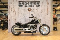 Töff kaufen HARLEY-DAVIDSON FLFBS 1868 Fat Boy 114 * Stardust * Custom