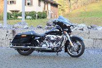 Motorrad kaufen Occasion HARLEY-DAVIDSON FLHX 1690 Street Glide ABS (touring)