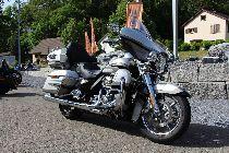 Motorrad kaufen Occasion HARLEY-DAVIDSON FLHTKSE CVO 1868 Electra Glide Ultra Limited ABS (touring)