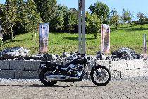 Motorrad kaufen Occasion HARLEY-DAVIDSON FXDWG 1585 Dyna Wide Glide ABS (custom)