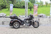 Motorrad kaufen Occasion HARLEY-DAVIDSON FLHTCUTG 1690 Tri Glide Ultra ABS (trike)