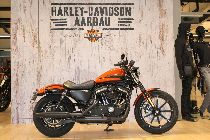Töff kaufen HARLEY-DAVIDSON XL 883 N Sportster Iron Custom