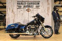 Motorrad kaufen Occasion HARLEY-DAVIDSON FLHX 1745 Street Glide 107 (touring)