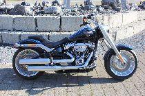 Motorrad kaufen Occasion HARLEY-DAVIDSON FLFBS 1868 Fat Boy 114 (custom)