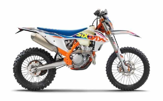 Acheter une moto KTM 350 EXC-F 4T Enduro neuve