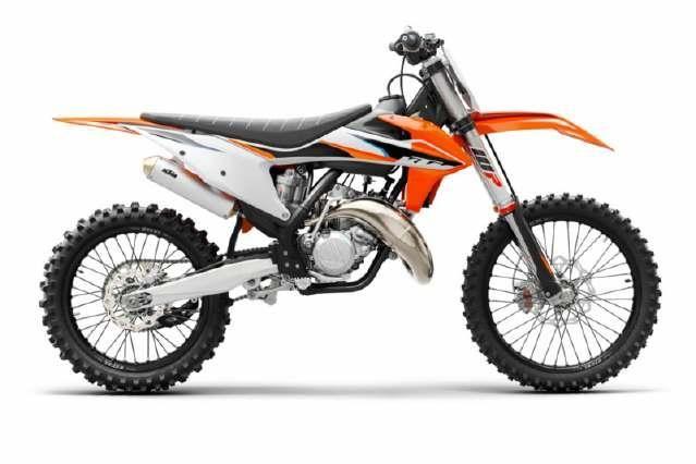 Acheter une moto KTM SX 150 2020 neuve