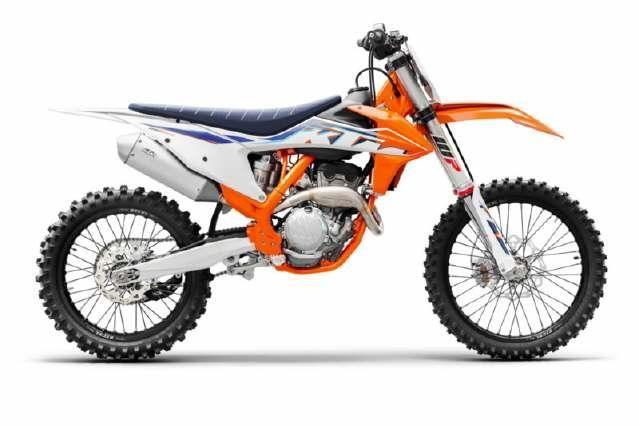 Acheter une moto KTM SX-F 250 2020 neuve