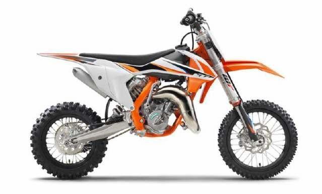 Acheter une moto KTM SX 65 2020 neuve