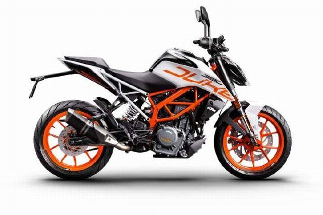 Acheter une moto KTM 390 Duke ABS neuve