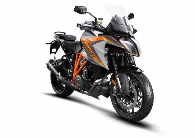 Motorrad kaufen KTM 1290 Super Duke GT ABS Neufahrzeug