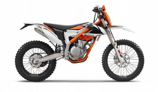 Acheter une moto KTM 250 R Freeride 2T neuve