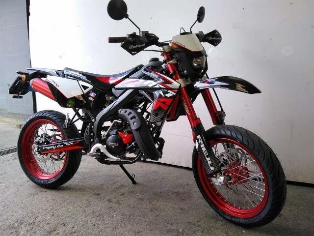 Acheter une moto RIEJU MRT Trophy 50 neuve