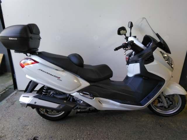 Motorrad kaufen SYM Maxsym 600 i Occasion