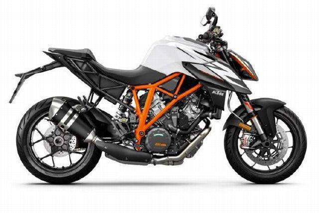 Motorrad kaufen KTM 1290 Super Duke R ABS Herbst-Aktion Neufahrzeug