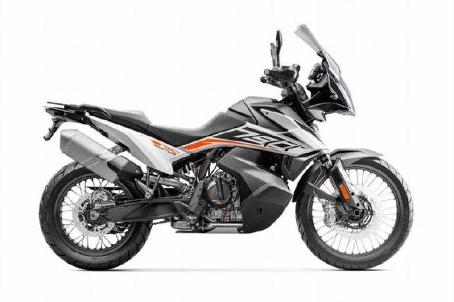 Acheter une moto KTM 790 Adventure  ABS Aktion! neuve