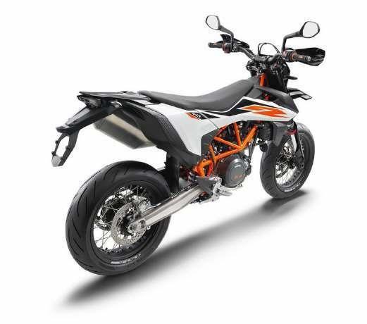 Acheter une moto KTM 690 SMC R Supermoto 25kW neuve