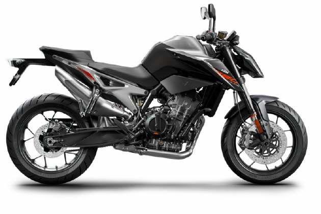 Acheter une moto KTM 790 Duke neuve