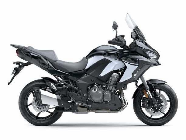 Acheter une moto KAWASAKI Versys 1000 SE Tourer neuve