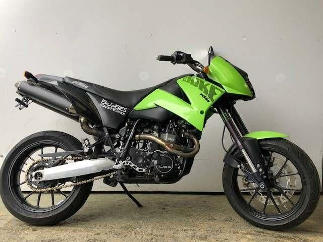 Motorrad kaufen KTM 640 Duke E II Occasion