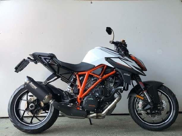 Motorrad kaufen KTM 1290 Super Duke R Power Parts Neufahrzeug