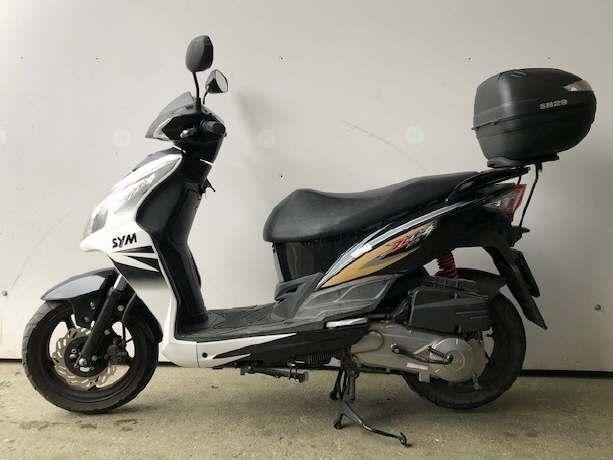 Motorrad kaufen SYM Jet 4 125 Occasion