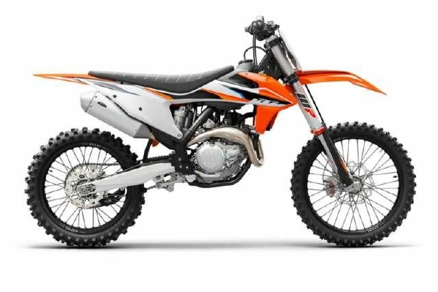 Acheter une moto KTM SX-F 450 2020 neuve