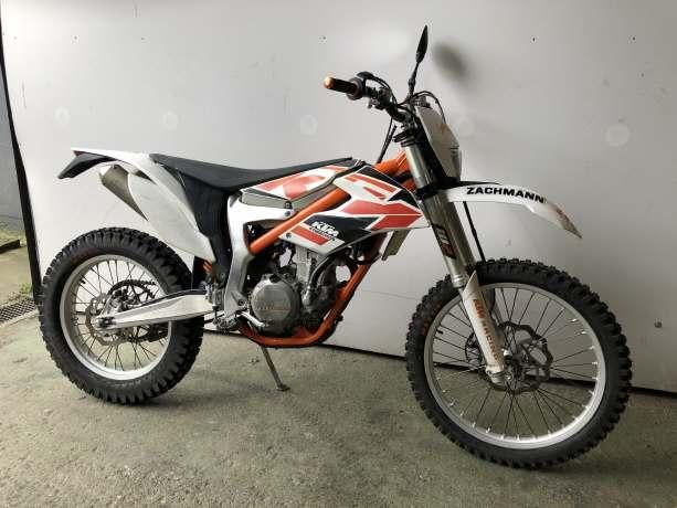 Motorrad kaufen KTM 350 Freeride 4T Occasion