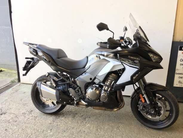 Acheter une moto KAWASAKI Versys 1000 Démonstration