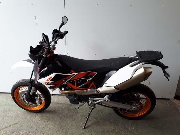 Motorrad kaufen KTM 690 SMC R Supermoto ABS Occasion