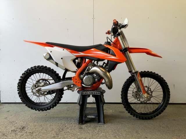 Motorrad kaufen KTM 125 SX Cross Occasion