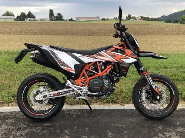 Acheter une moto KTM 690 SMC R ABS Zachmann Edition neuve