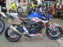 Motorrad kaufen Neufahrzeug SUZUKI GSR 750 A  ABS Yoshimura (touring)