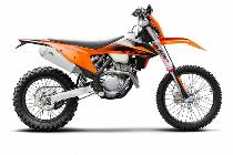 Acheter une moto neuve KTM 250 EXC-F 4T Enduro (enduro)