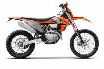 Acheter une moto neuve KTM 500 EXC (enduro)