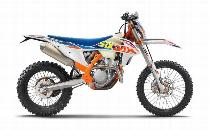 Acheter une moto neuve KTM 350 EXC-F 4T Enduro (enduro)