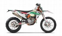 Motorrad kaufen Neufahrzeug KTM 500 EXC Six Days 2021 (enduro)