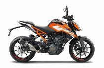 Acheter une moto neuve KTM 125 Duke ABS (naked)