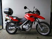 Motorrad kaufen Occasion BMW F 650 GS (touring)