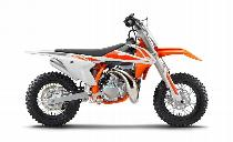Motorrad kaufen Neufahrzeug KTM SX 50 Mini 2019 (motocross)