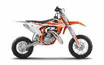Motorrad kaufen Neufahrzeug KTM SX 50 2019 (motocross)