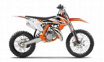 Acheter une moto neuve KTM SX 85 19/16 2019 (motocross)