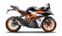 Motorrad kaufen Neufahrzeug KTM 390 RC ABS Sommeraktion (sport)