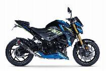 Acheter une moto neuve SUZUKI GSX-S 750 Evo Oktober-Aktion (naked)
