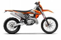Motorrad kaufen Neufahrzeug KTM 300 EXC TPI 2021 (enduro)