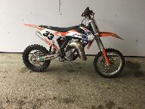 Acheter une moto Occasions KTM 65 SX (motocross)