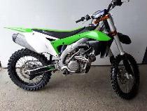 Motorrad kaufen Occasion KAWASAKI KXF 450 (motocross)