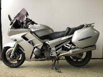 Motorrad kaufen Occasion YAMAHA FJR 1300  mit Koffer (touring)
