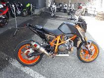 Töff kaufen KTM 690 Duke R ABS Naked