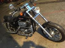 Motorrad kaufen Occasion HARLEY-DAVIDSON XL 1200C Sportster Custom (custom)