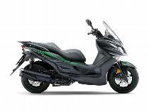 Motorrad kaufen Neufahrzeug KAWASAKI J300 SE ABS (roller)
